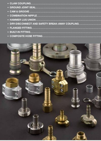 This is hengshui ruiming's Catalog of Industrial Hose Fitting