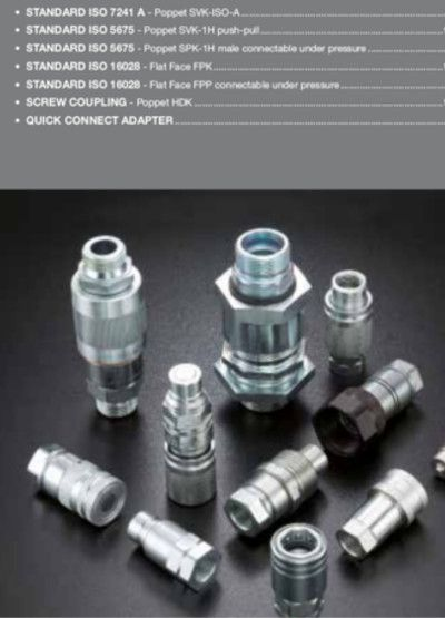 This is hengshui ruiming's catalog of quick coupling