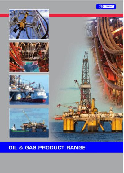 This is hengshui ruiming's Catalog of Oilfield Hose