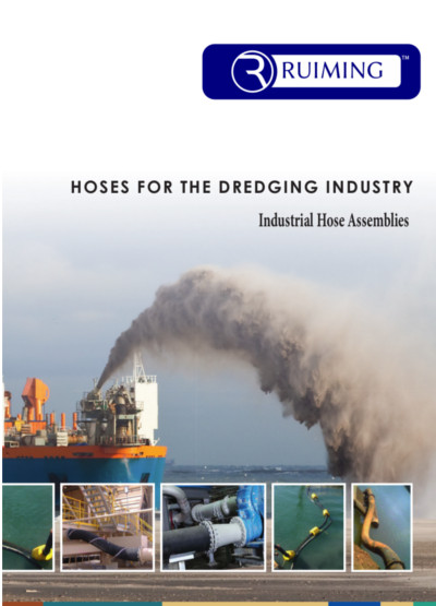 This is hengshui ruiming's catalog of dredging hose