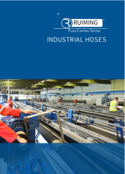 This is hengshui ruiming's Catalog of Industrial Rubber Hose